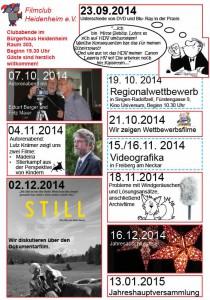 2014 Programm 2